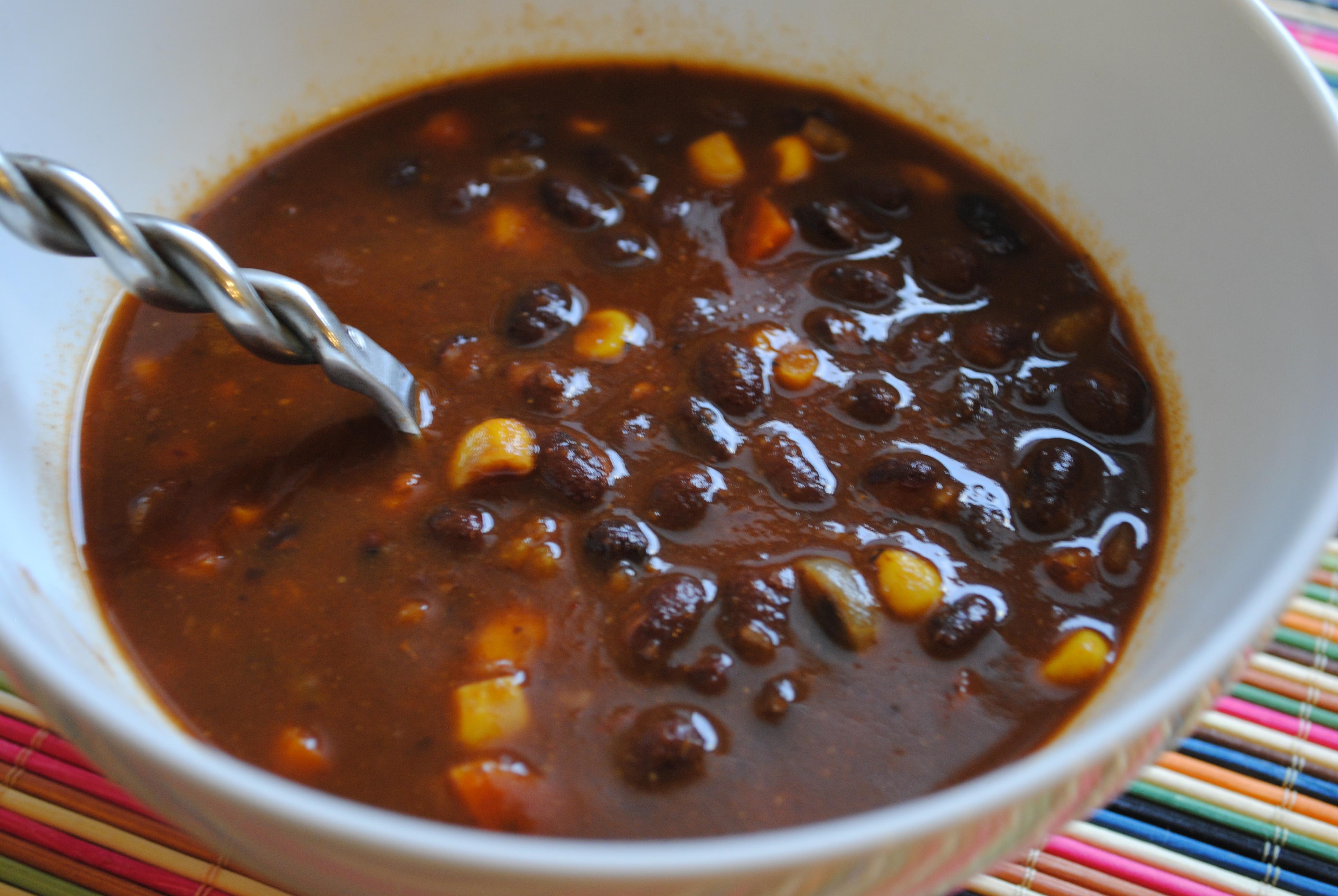 Black Bean Soup 117